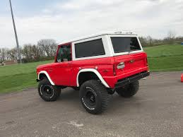 ford jeep modified 1974 ford bronco maxlider brothers customs