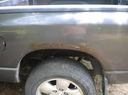 2002 dodge ram 1500 body is rusting 12 complaints