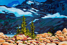 landscape painting artists justin beckett