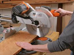 why not pull through a sliding miter saw cut woodworking blog