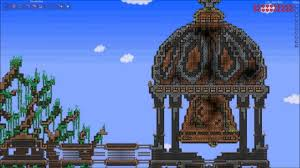 Cool House Com by Cool House Designs In Terraria Youtube