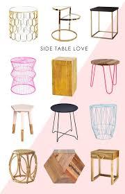 nursery accent table side table love for the nursery nursery gardens and blog