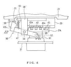 patent us6332343 automatic washing machine improved power