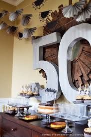 Home Party Decor Best 25 50th Birthday Party Ideas On Pinterest Ideas For 50th