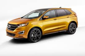 Ford Edge 2006 2015 Ford Edge Gets Better Looks And More Tech For Its Journey