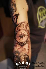 Map Tattoo Old Map Tattoo Best Tattoo Ideas Gallery
