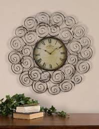 Large Wall Clocks by Large Decorative Wall Clocks Decorating Ideas