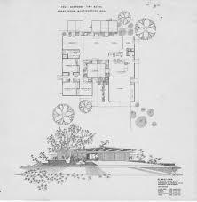 eichler plan oj 1744 4 bdrm 2 bath architecture pinterest
