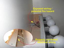 how to install electrical box for light fixture lighting designs