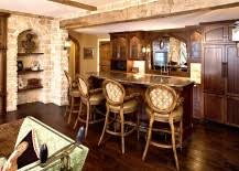 Gorgeous Kitchens 30 Inventive Kitchens With Stone Walls