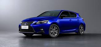 servco lexus vehicles for sale minor change 2018 lexus ct 200h evolves with sportier styling