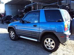 toyota rav4 2 1996 toyota rav 4 2 door 2 0l at fwd color blue z12304 rancho