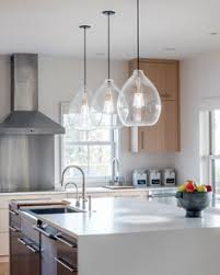 clear glass pendant lights for kitchen island in the clear pendant lighting farming and third