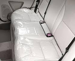 asmi de protection pour siège auto banc banquette arrière