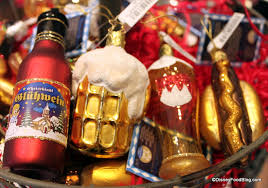 best german decoration with food on the