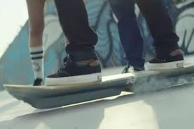 lexus hoverboard test video how lexus u0027 made its hoverboard fly with a metal skatepark track
