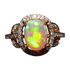 black opal engagement rings unique semi black opal ring 14k gold flashopal
