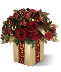 christmas flower arrangements gift bouquet flowers christmas flower arrangements