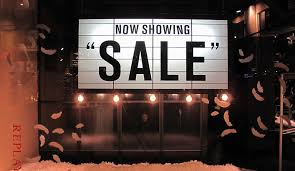 replay now showing sale window display 2012 best window displays