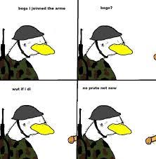 Dolan Duck Meme - dolan army dolan know your meme
