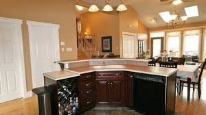 kitchen island with sink and seating kitchen island with dishwasher amazing design ideas for 38