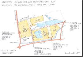 layout plan for a new private estate traffic development and
