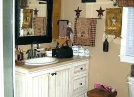 country bathroom decorating ideas pictures country style bathroom decor 4ingo com
