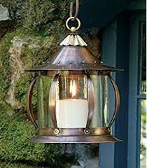 Patio Latern Amazon Com H Potter Pantheon Decorative Candle Lantern Patio