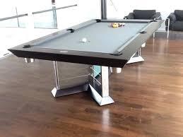 Pool Table In Living Room Modern Pool Table Glass Pool Table By Mitchell Pool Tables Modern