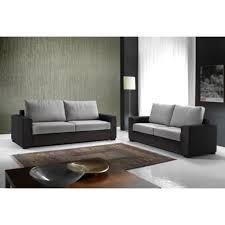 canapé lounge canapé lounge finition bi ton gris marron ve achat vente