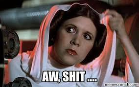 Princess Leia Meme - leia