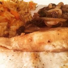 cuisine au gingembre filet de poisson au gingembre cuisine de mémé moniqcuisine de