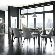 charlie modern wingback dining chair u2013 sharedmission me