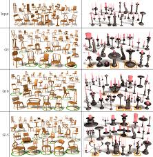 evolution of chair 5103