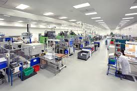 iso class 8 clean room injection molding evco plastics
