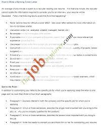 Sample Cover Letter For Nursing 100 Nursing Student Resume Cover Letter Examples List Of