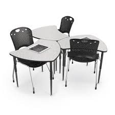 Student Desks For Classroom by Economy Shapes Configurable Student Desking Mooreco Inc Best