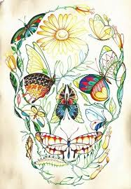 butterflies 29 downright awesome sugar skulls you re going to