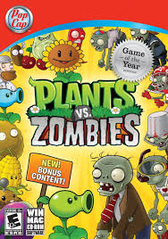 amazon com plants vs zombies game of the year edition pc