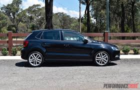 polo volkswagen black 2016 volkswagen polo 81tsi comfortline review video