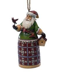 jim shore santa flying set of 3 ornaments 4005771