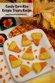easy thanksgiving food ideas the joy of fashion thanksgiving candy corn rice krispie treats