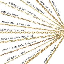 necklace chains styles images Jewelry chain link styles the best photo jewelry jpg