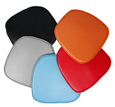 Chair Seat Cushions Seat Cushion For Eames Style Dining Chair And Armchair