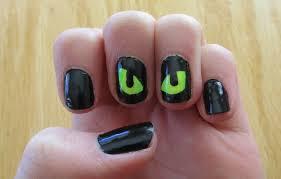 cat eye nail art fancy meeting you here