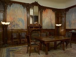 metropolitan dining room set wisteria room lucien lévy dhurmer 66 244 1 25 work of art