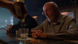 Jive Turkey Meme - the whiskey mike orders when walt buys him a drink is called jive