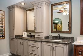 custom bathroom designs custom bathroom vanities and cabinets in chicago inside for