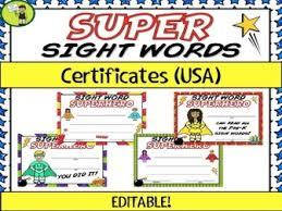 super sight words bundle dolch prek kindergarten by