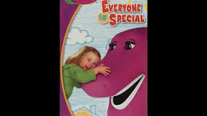 Opening Closing To Barney U0026 by Opening U0026 Closing To Barney Everyone Is Special 2005 Vhs Youtube